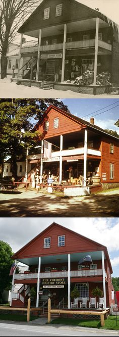 The Vermont Country Store through time. We stay true to the principles our company was founded on.