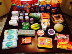 Gretchen's $55 Grocery Shopping Trip and Weekly Menu Plan -- so inspiring!