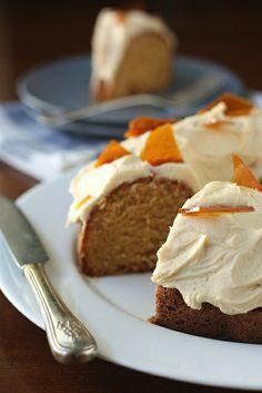 Burnt Sugar Bundt Cake by annalisesandberg, via Flickr