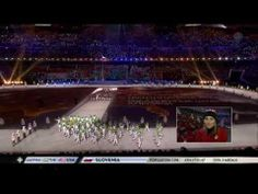 ▶ Sochi 2014 Olympic Winter Games opening ceremony - YouTube