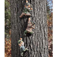 gnome climbers