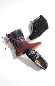 The gift that gives back: TOMS
