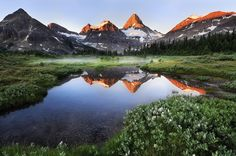 Photo Mount Assiniboine by Victor Liu on 500px