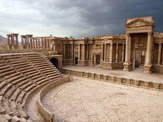 Palmyra's Theatre, Syria