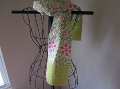 Gorgeous Fabric Scarf Shawl Sash  Michael by BristowTreasures, $14.00