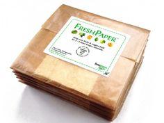 FreshPaper 4 Packs of 8 (32 sheets) :: FreshPaper Organic Produce Preserver