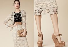Post image for New High Fashion Crochet from Dolce and Gabbana
