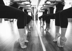 12 Barre Exercises that Blast Fat