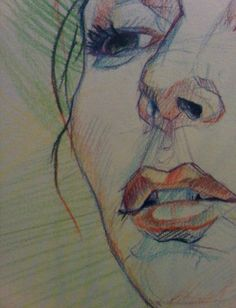 Color pencil sketch   http://www.artbyauburn.com