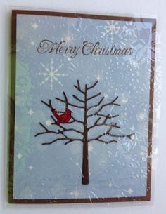 christmas cards, christma card, stamp, box christma, memori box, place cards, box card, card christma, tree card
