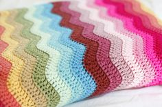 Modern Crochet Goddess: Birthday Blankie