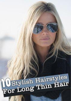 long hairstyles for thin hair, beach waves, short haircuts, thin hair hairstyles, hairstyles for thin long hair, long thin hairstyles, stylish hairstyl, hair styles for long hair thin, hairstyles for long thin hair