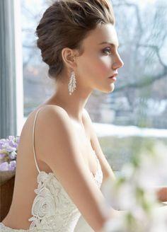 Ad Shot wedding dressses, bridal gown