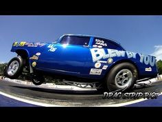2014 PA Gasser Nationals Classical AA/GAS Eliminations Crook Kasicki Balogh Nostalgia Drag Racing - YouTube