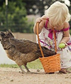Hey you there, Spring Chick~ find your own eggs! ;)