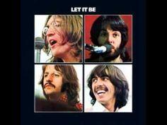 The Beatles - Let It Be (Full Album)