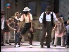 Michael Jackson TAP DANCING