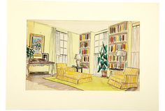 Yellow Library