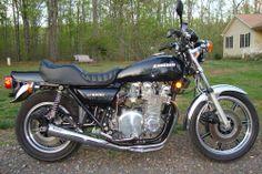 1977 Kawasaki KZ1000