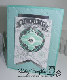 """Cute stuff by Shirley: Pals Blog Hop """"Wish List"""" with Christmas Collectibles Card"""