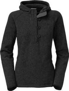 The North Face® Women's Crescent Sunshine Button-Up Hoodie : Cabela's