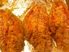 Cajun Fried Fish Recipe: great recipe! We used this on tilapia for dinner tonight and it was the best tilapia I'd had! Tilapia is such a mild fish and it can lack flavor, but this recipe was very tasty. :o)