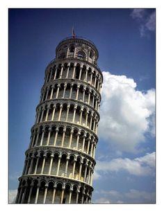 Leaning Tower of Pisa