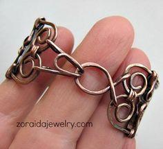 Zoraida Jewelry - Her clasps are awesome!!!