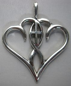 Two hearts centered in christ :) because I want my marriage centered around Christ and this would be a cute tattoo
