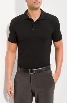 Armani Collezioni Trim Fit Polo Shirt