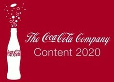 Coca-Cola Takes Content Marketing to a New Level with the Content 2020 Project : Corporate Eye