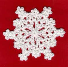 Sparkling Snowflake Coaster