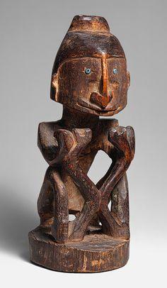 Ancestor Figure (Korwar) [Cenderawasih Bay, New Guinea, Papua (Irian Jaya) Province, Indonesia] (2001.674) | Heilbrunn Timeline of Art History | The Metropolitan Museum of Art