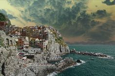 Cinque Terre by Ethem Coskun on 500px