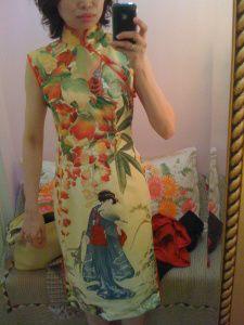 #cheongsam #qipao #chinesedress