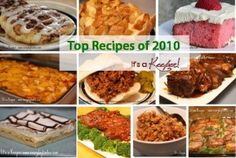 It's A Keeper - Top Recipes of 2011