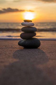 plasmatics-life:  Stone Pyramid ~ By Ulises Sandoval