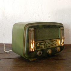 Vintage French Radio