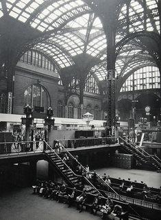 Penn Station 1960s