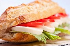"""Publishers Clearing House - Google+....If you're looking for a delicious and nutritious """"classy lunch"""" then consider this yummy Caprese recipe! http://bit.ly/CapreseDish."""