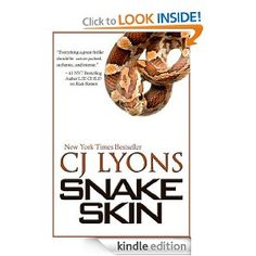 #3: Snake Skin: A Lucy Guardino FBI Thriller (Lucy Guardino FBI Thrillers, Book #1)