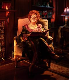 Mrs. P's Magic Library is the perfect place for a child to spend an afternoon being read to by Mrs. P (actress Kathy Kinney).  This free site offers activities, games and the delightful Mrs. P telling stories and reading classic Fairy Tales.  Ages 1 - 100!
