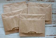 Paper Bag Pockets