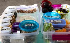 20 Healthy Snacks to Have on Hand - I lost 30 pounds over 5 years ago and have kept it off. Making snacks ahead of time and storing them in containers and ziplock bags, was, and still is, one of my keys to weight loss success!  Also, when the kids come home from school their healthy snacks are already prepared. #fatloss #cleaneating