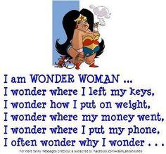 i wonder.