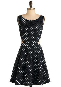 Rockabilly Band Dress, #ModCloth