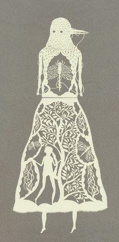 Elsa Mora - Papercuts