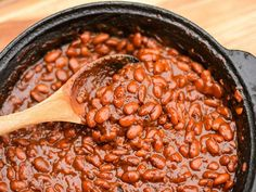 The Best Barbecue Beans | Serious Eats : Recipes