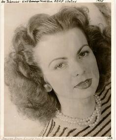Frances Emory Purvin 1945