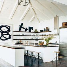 open shelving love this...for another project!!!